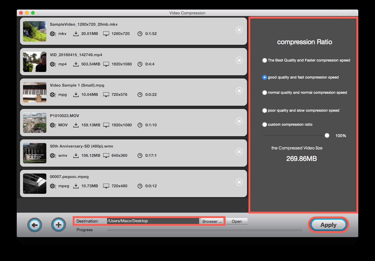 mac audio editor