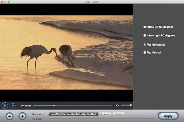 replace audio in video mac